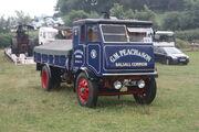 Sentinel no. 9192 Wagon reg CML 781 at Stourport 09 - IMG 9004
