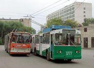 Trolleybus chelyabinsk pkio
