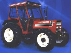 Tumosan 82.80 DT MFWD - 2002