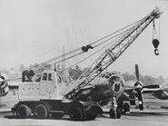 1950s COLES CRANES Milo Diesel Yardcrane