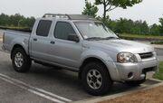 2001-04 Nissan Frontier