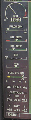 C172 g1000 mfd