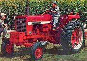 Farmall 544 gas 1969
