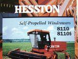 Hesston 8110S