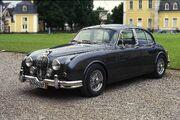 Jaguar MK II, Bj 1963 (Sommer 2000) ret