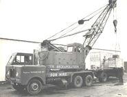 1950s Coles Ranger Cranetruck