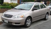 2003-2004 Toyota Corolla CE