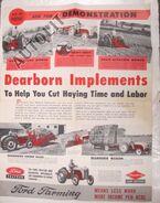 Dearborn ad - 1950