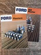 Ford planters brochure