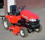 Gravely GT600 - 2004