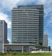 Nissan Head Office 2009