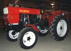 Agro Master FM-250 - 2008