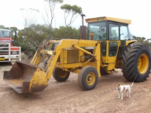 chamberlain industries tractor construction plant wiki fandom rh tractors wikia com  chamberlain 4080 workshop manual