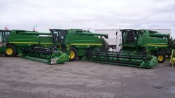 John Deere CTS STS and WTS