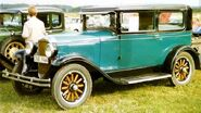 Pontiac Six 2-Door Sedan 1928