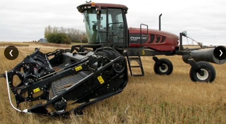 Premier (swathers)   Tractor & Construction Plant Wiki   FANDOM