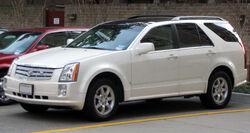 1st Cadillac SRX -- 04-10-2011