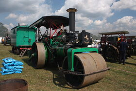 Aveling & Porter no. 7632 SR - Betsy - DM 3079 at Hollowell 2011 - Picture 161