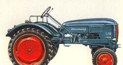 Hanomag C 218 Combitrac