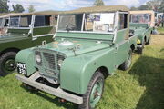 Land Rover R16 - HNX 331 pre-production at Lister Tyndale 09 - IMG 4708