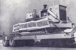 Malves MD 1800 crawler b&w