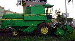 SLC 7200 combine - 1989