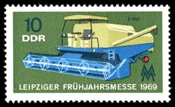 Stamps of Germany (DDR) 1969, MiNr 1448