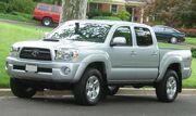 05-07 Toyota Tacoma Double Cab TRD