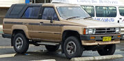 1987-1989 Toyota Hilux 4Runner SR5 wagon 02