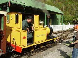 Amberley Museum Railway