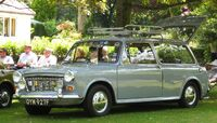 Austin 1100 MkI Countryman (estate) 1098cc Nov 1967