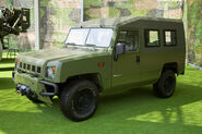 Beijing Benz Jeep Warrior 2020 - 2