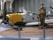 Bf109atimperialwarmuseumduxford