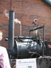 Trevithick Road Loco 01