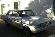A 1964 Ford Thunderbolt Muscle Car
