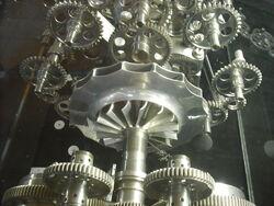 Bristol Centaurus centrifugal supercharger