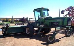 Cereal Implements 742 swather - 1984