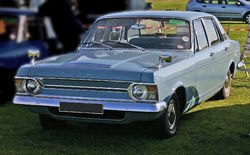 Ford Zephyr 3008E front