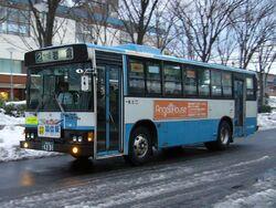 Hinomaru Bus 1231