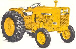 International 2504D 1967