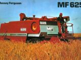 Massey Ferguson 625 combine