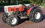 Steyr 8055 vineyard MFWD - 1989