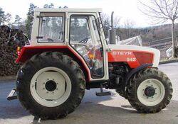 Steyr 942 MFWD - 1993