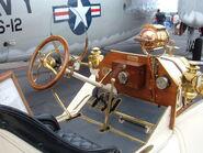 1913 Ford Model T Speedster dashboard