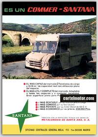 1967 COMMER SANTANA 3