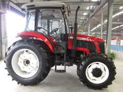 Chery RC1004 MFWD (red) - 2012