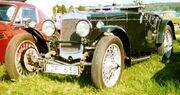 Frazer-Nash TT Replica 2-Seater Sports 1935