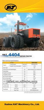 KAT 4404 4WD brochure - 2013