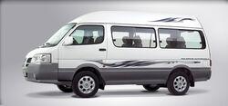 Polarsun SZS6503BG minivan