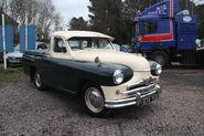 Standard Vanguard pickup 1954 - (674YUG) at GCR 2013 IMG 8490